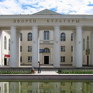 Дворцы и дома культуры Староюрьево