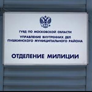 Отделения полиции Староюрьево