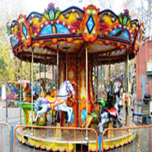 Парки культуры и отдыха Староюрьево