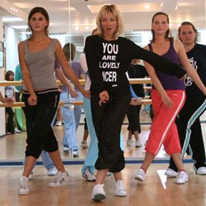 Школы танцев Староюрьево