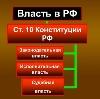 Органы власти в Староюрьево