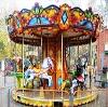 Парки культуры и отдыха в Староюрьево