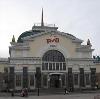 Железнодорожные вокзалы в Староюрьево