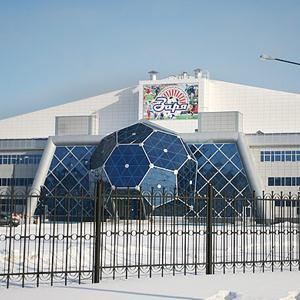 Спортивные комплексы Староюрьево