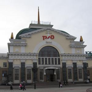 Железнодорожные вокзалы Староюрьево